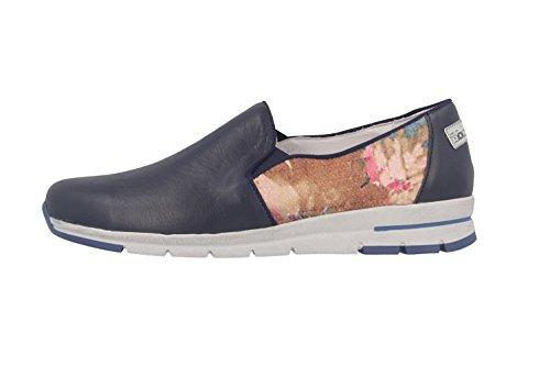 Romika–Tabea 17–Pantoufles–Femme Bleu Chaussures en übergrößen