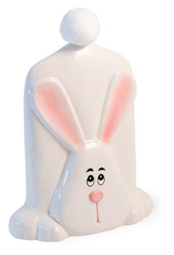 (Celebrate the Home Hoppy Easter Ceramic Bunny Decoration)