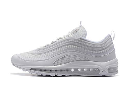 Trail Sneakers Basse Air Da Running 97 W 921733 Tutto Bianco Unisex 003 Scarpe 6z4Ex6