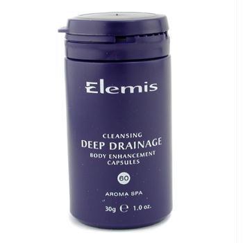 Elemis Elemis Sp@home Cleansing Deep Drainage Body Enhancement Capsules