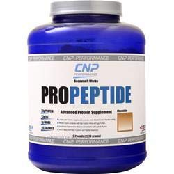 (CNP ProPeptide, Professional Grade Protein Powder, Advanced Nutrition Supplement (5lb, Chocolate))