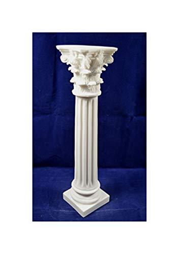 Doric Columns - Estia Creations 10 inches Ancient Greek Corinthian Order Column Artifact