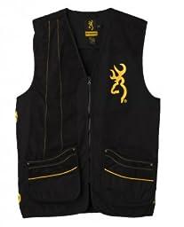 Browning Team Vest, Black/Gold, Large