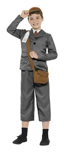 Children's WW2 Evacuee Boy Costume