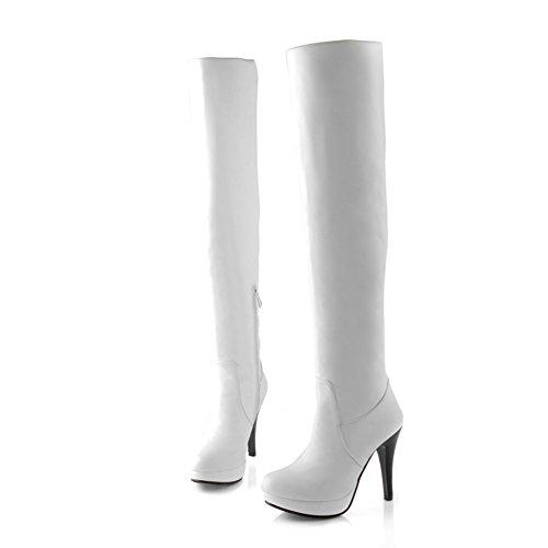 Sexy  (White Sexy Boots)