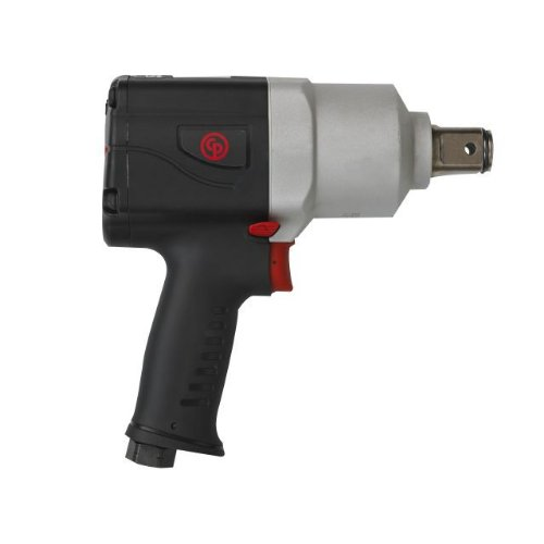 Chicago Pneumatic Tool CP7769 Heavy Duty 3/4-In. Impact Wrench – Pneumatic Tool with Lightweight Composite Housing. Power and Hand Tools