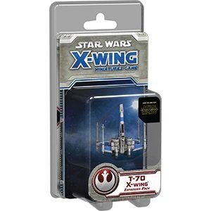 Star War X-Wing: T-70 X-wing Expansion Pack
