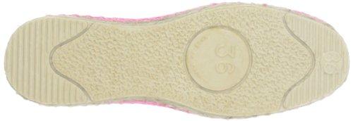 Espadrij LORIGINALE Womens Classic Cotton Espadrilles Pink Size EU 41 - US 9.5 Ds5ESNXIgN