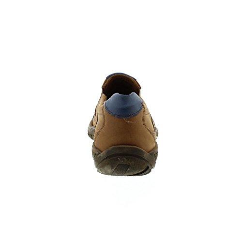 Josef Seibel Nolan 30 - Chaussures Homme Castagne / Kombi (marron)