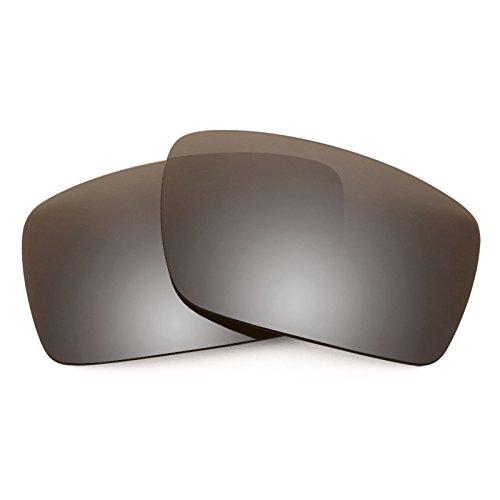 Verres de rechange pour Von Zipper Snark — Plusieurs options Polarisés Elite Flash Bronze MirrorShield®