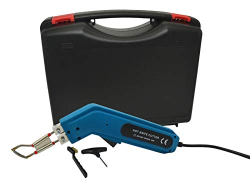 Handy Electric Hot Knife Sponge Cutter Hot Cutter for Foam Rope Tube Pipe Fabric Cutting 100W 110V/220V