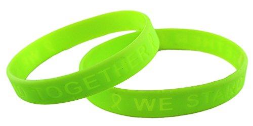 Mental Health Awareness Silicone Bracelet Buy 1 Give 1 -- 2 for only (Mental Health Awareness Bracelets)