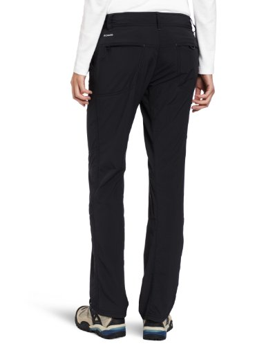 Columbia - Silver Ridge Pants Long, color negro, talla 8