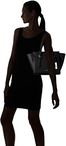 Black Noir Jeans Portés Tote Klein épaule Medium Sacs M4rissa Calvin z8ZWYO