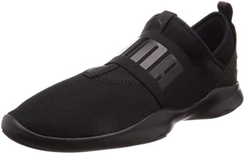 Puma Unisex-Erwachsene Dare Sneaker Schwarz (Puma Black)