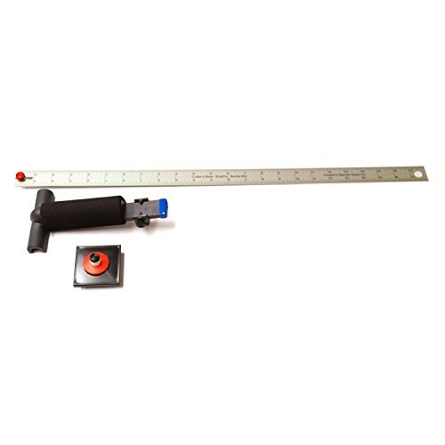 (Creator's Strip Pro Attachment for the Cutter's Mate Glass Cutter Machine - Slide Bar and Waffle Grids Not Included)