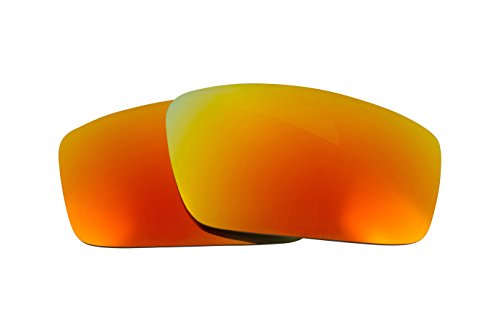 Best SEEK Replacement Lenses Oakley SQUARE WIRE - Polarized - Wire Lenses Square
