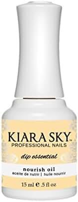 Kiara Sky Dip Powder, Nourish Oil, 15 Gram