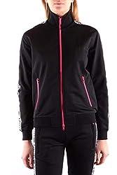 Versus Versace Women S Bd90672bj20634b2093 Black Cotton Sweatshirt