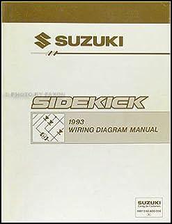 Terrific Suzuki Sidekick Radio Wiring Diagram Gallery - Best Image ...