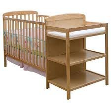 Dream On Me   2 In 1 Full Size Crib And Changing Table