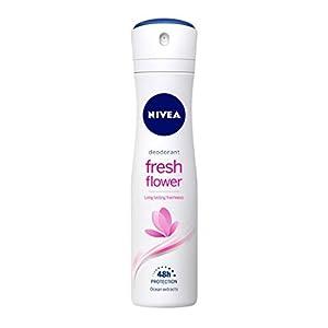 NIVEA Deodorant, Fresh Flower, Women, 150ml
