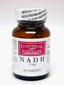 Formules écologique NADH 5 mg 60 tabs
