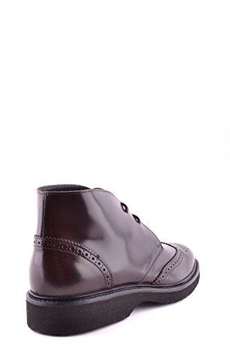 Hogan Zapatos de Cordones Para Hombre Marrón Marrón It - Marke Größe