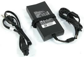 Dell 130W Watt PA-4E AC DC 19.5V Power Adapter Battery Charger Brick with Cord by Dell Computers