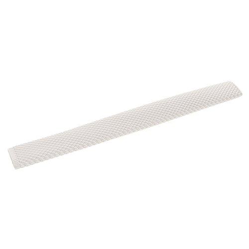Non Slip Billiard Cue Grips Pool Cue Handle Sleeve - White (Pool Cue Rubber Grip)