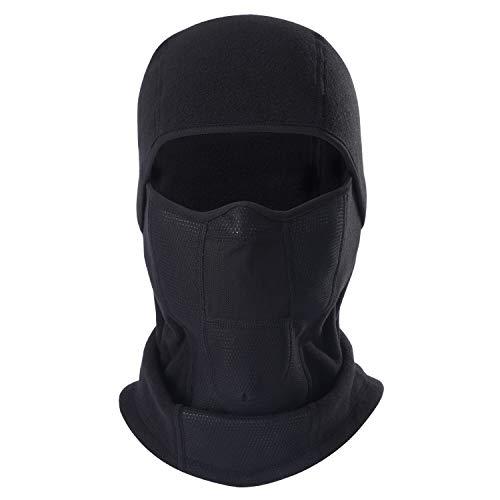 LONGLONG Balaclava-Ski Mask Winter Thicken Outdoor Face Mask Windproof Warmer Hood (LL-B063-AI-01)