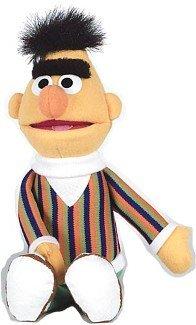 15dff138a4 Sesamstrasse Plüschfigur Figur Bert 24 cm: Amazon.de: Spielzeug