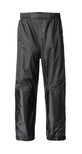 Mossi Ladies RX Rain Pant (Black, Large)