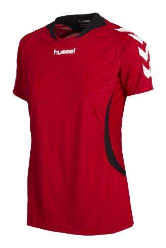 Hummel Damen Trikot Team Player, true red, XL, 03941-3062