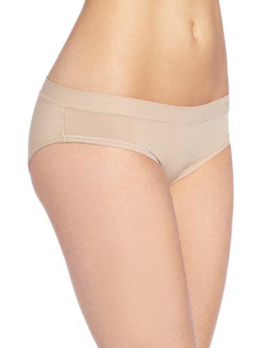 b.tempt'd by Wacoal Women's Fits Me Fits You Bikini Panty, Au Natural, One Size