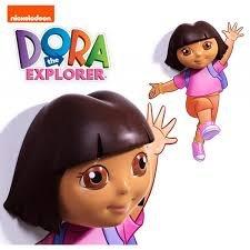 DORA THE EXPLORER 3D Deco Light ()
