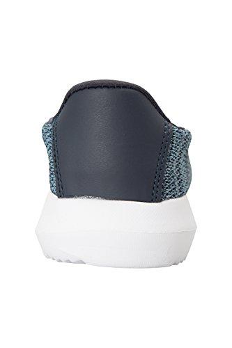 Mountain Warehouse Scarlett Slip-On Space Dye Womens Shoes Azul