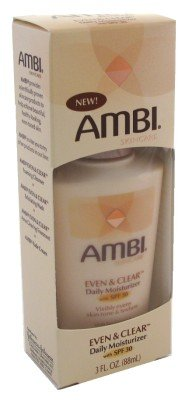 Clear Daily Moisturizer (Ambi Even & Clear Daily Moisturizer Spf#30 3oz (2)