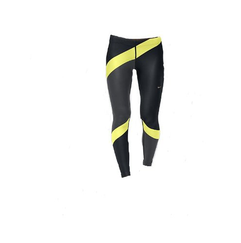 0e06ed14e0ba66 Amazon.com: NIKE Lady Engineered Print Running Tights: Clothing