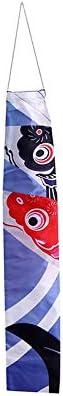 吹き流しストリーマー魚の旗凧の漫画カラフルなバナーファミリーアウトドアの親子活動のおもちゃスプレーCARP GBYGDQ (Color : Chinese star)