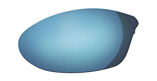 Native Sunglasses - Silencer Replacement Lenses / Replacement Lenses: Polarized Blue - Sunglasses Silencer
