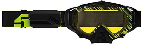 509 Sinister X5 Ignite Goggle - Black Hi/Vis -  F02002100-000-501