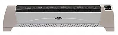 "AIR King 39-3/4"" x 5-1/2"" x 9"" Radiant Electric Baseboard Heater, Beige, 120VAC"