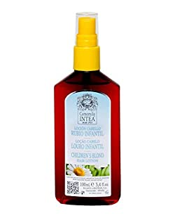 Premium Children's Blonde Hair Lightening Spray with Natural Camomile Extract - Young Kids & Teenagers, Get Your Chosen Blonde Shade the Easy & Safe Way with No Damage, Stains or Smells (100ml) by Camomila Intea