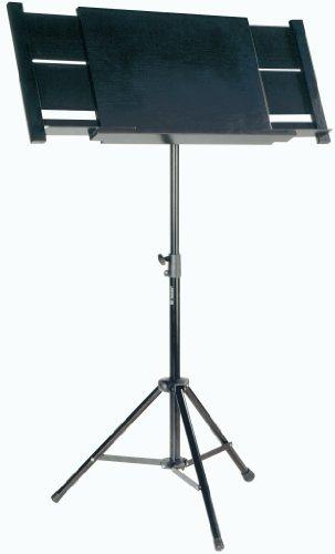 König & Meyer 12342-000-55 Orchester Dirigentenpult schwarz