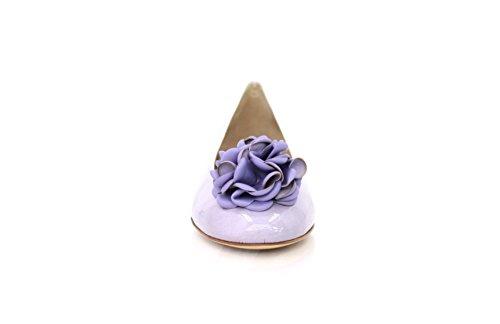 Diamond Women's Heels Flats Ballet Lavendelviolett 8xS1w8qA