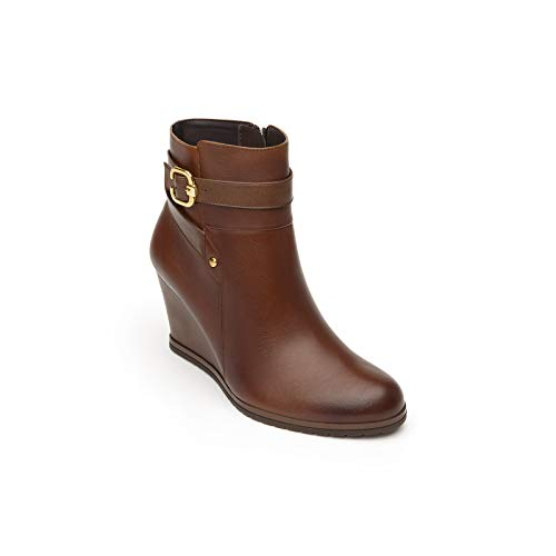 Price comparison product image Flexi Karly Women's Genuine Cowhide Wedge Boot / 45910 (5)