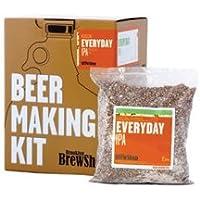Brooklyn Brewshop - 1 Gallon Beer Making Starter Kit - Everyday IPA