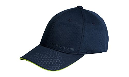 Porsche Blue Sport Flex Fit Baseball Cap