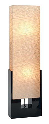 deco 79 wood floor lamp 48inch beige